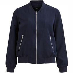 Object Jas Lee Ann Bomber Donkerblauw