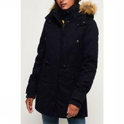 Manteau New Model Microfibre Parka