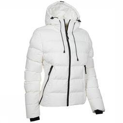 Superdry Coat Spirit Puffer Icon white