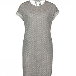 CKS Women Dress Natasha off white/light grey