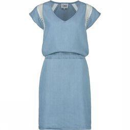 CKS Women Dress Snornestina light blue