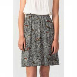 Skunkfunk Skirt Luzaide off white/Assortment Geometric