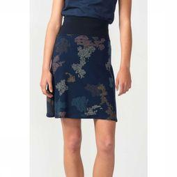 Skunkfunk Skirt Kelby dark blue/Assortment Geometric