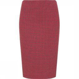 CKS Women SKIRT CKSD RECIFE Bordeaux/Light Pink