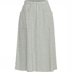 Ichi Skirt Ihtulle Sk white/light green