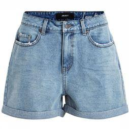 Object Short Objiris Midwaist Bleu Clair
