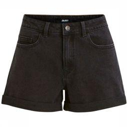 Object Short Anna Black Denim Pb7 Noir