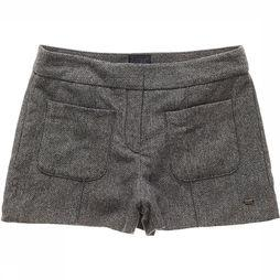 Superdry Pantalon Tweed Nordic Short Gris Moyen
