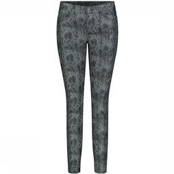 MAC Trousers Dream Skinny black/dark grey