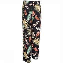 B.Young Trousers Immy black/Assortment Flower