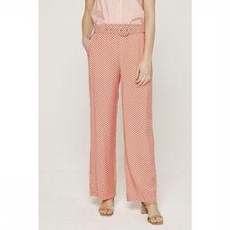 Grace&Mila Trousers Serena mid red/white