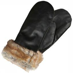 Mitten Pc Fabia Leather