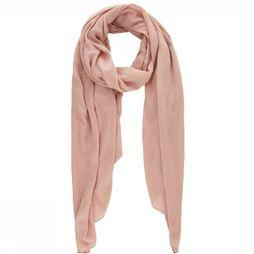 Pieces Scarf Pcnatalie Long light pink/gold