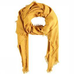 Esprit Scarf Solid dark yellow