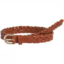Belt Pc Avery Leather Breaded Slim Noos