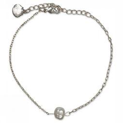 Yaya Armband Pearl And Shell Zilver