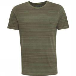 Camel Active T-Shirt 118117 Middenkaki/Assortiment Camouflage