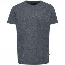 Matinique T-Shirt Jermane dark blue