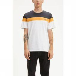 Levi's T-Shirt Levi The Original Wit/Donkergrijs