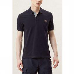 Napapijri Polo N0Yijj dark blue