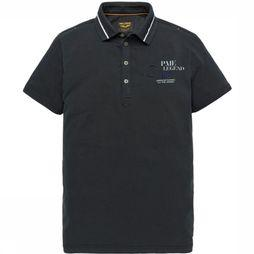PME Legend Polo Ppss192863 Donkerblauw