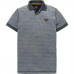 PME Legend Polo Ppss192869 mid blue