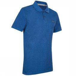Blend Polo 20708830 royal blue