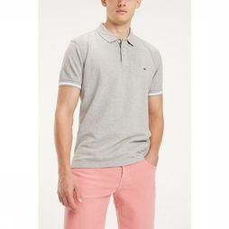 Tommy Hilfiger Polo Basic Tipped Regular Light Grey Mixture