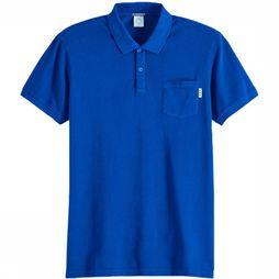 Scotch & Soda Polo 150553 Koningsblauw