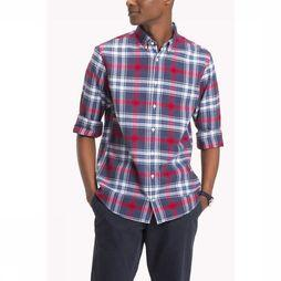 Chemise Checked Herringbone