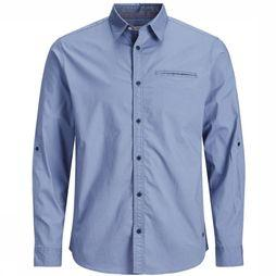 Hemd Jornord Shirt Ls Stretch