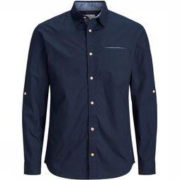 Chemise Jornord Shirt Ls Stretch