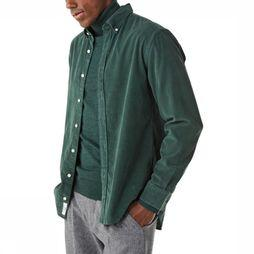 Mc Gregor Shirt Mm111000092 dark green