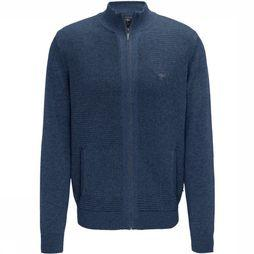 Fynch-Hatton Cardigan 1119 206 dark blue
