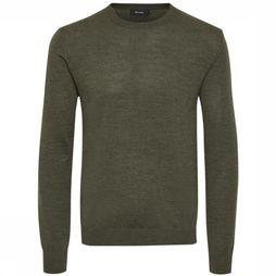 Matinique Pullover Margate dark khaki