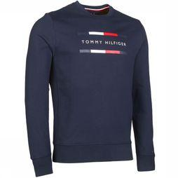 Tommy Hilfiger Trui Wcc Light Weight Donkerblauw