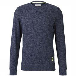 Tom Tailor Pullover 1018332 dark blue