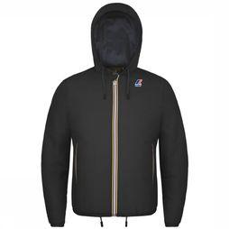 K-Way Coat Jacques Ripstop Marmot black