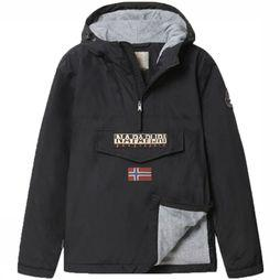 Napapijri Coat Rainforest black