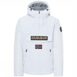 Napapijri Jas Rainforest Pocket Wit