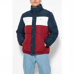 Fila Coat Pelle Puff Bordeaux/Dark Blue