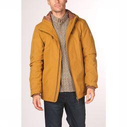 RVLT Coat Teitur dark yellow