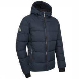 Superdry Jacket s Puffer dark blue