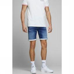 Jack & Jones Short Jjirick Jjicon Short Bleu Moyen