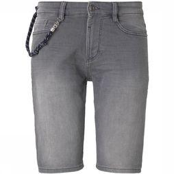 Tom Tailor Short 1016041 Gris Clair