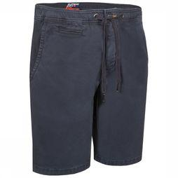 Superdry Short Sunscorched Donkerblauw