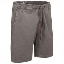 Superdry Short Sunscorched Middengrijs