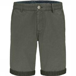 Fynch-Hatton Short 1120 2910 Donkerkaki