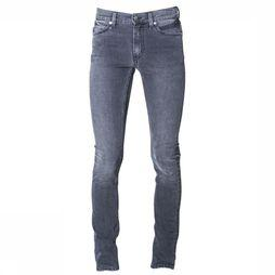 Cheap Monday Jeans Tight Donkergrijs