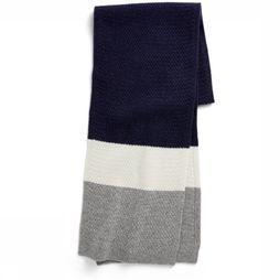 Mc Gregor Scarf Mm210200006 dark blue/mid blue